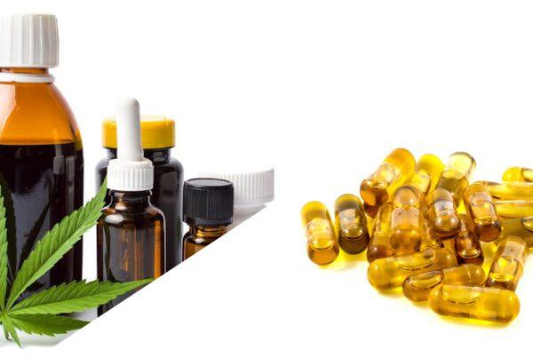 cbd tincture capsules