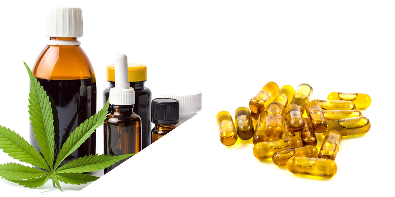 CBD oil tinctures Vs. Capsules